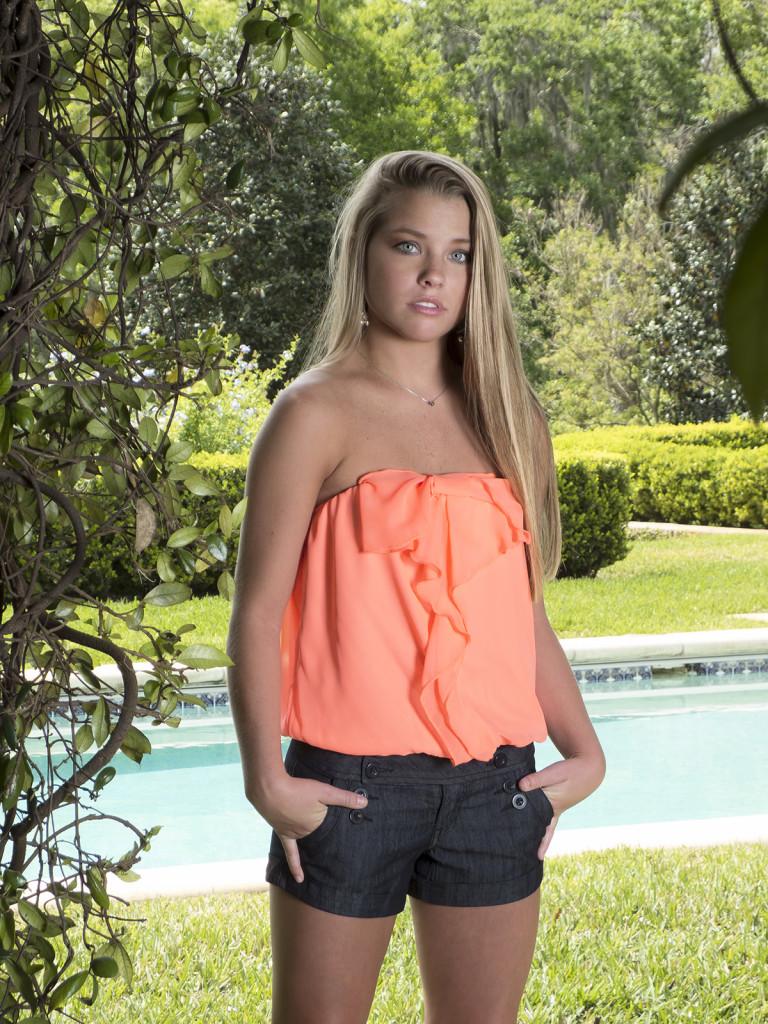Sierra Teen Model