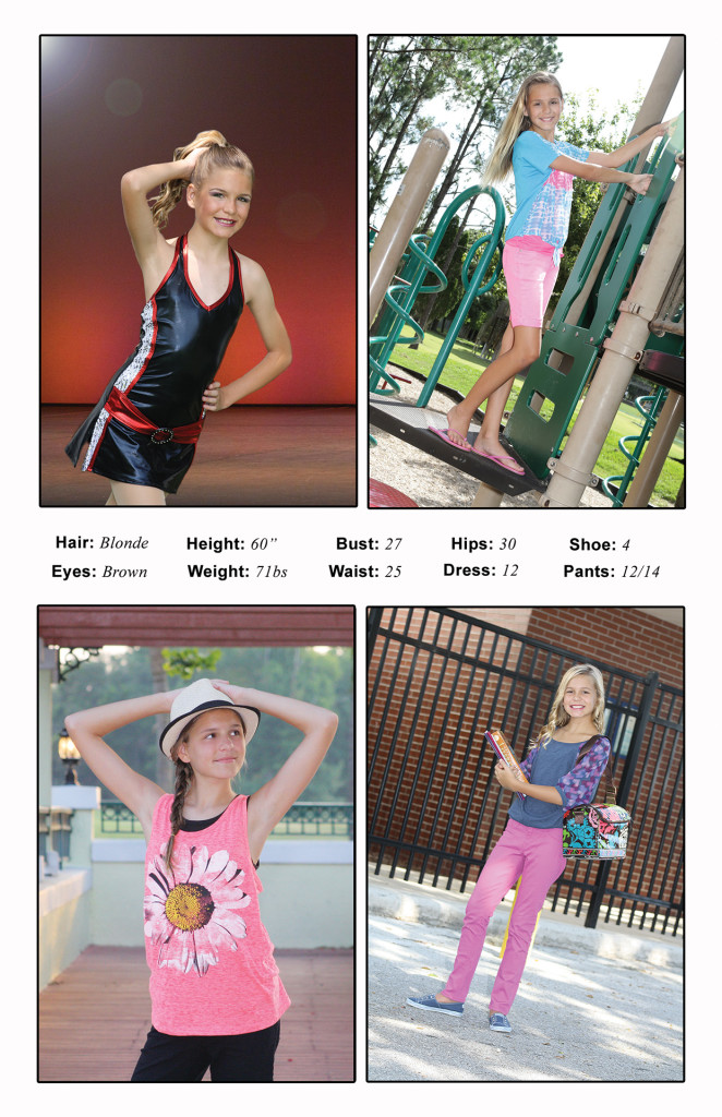 TeenFaces Model Claire | teen faces magazine