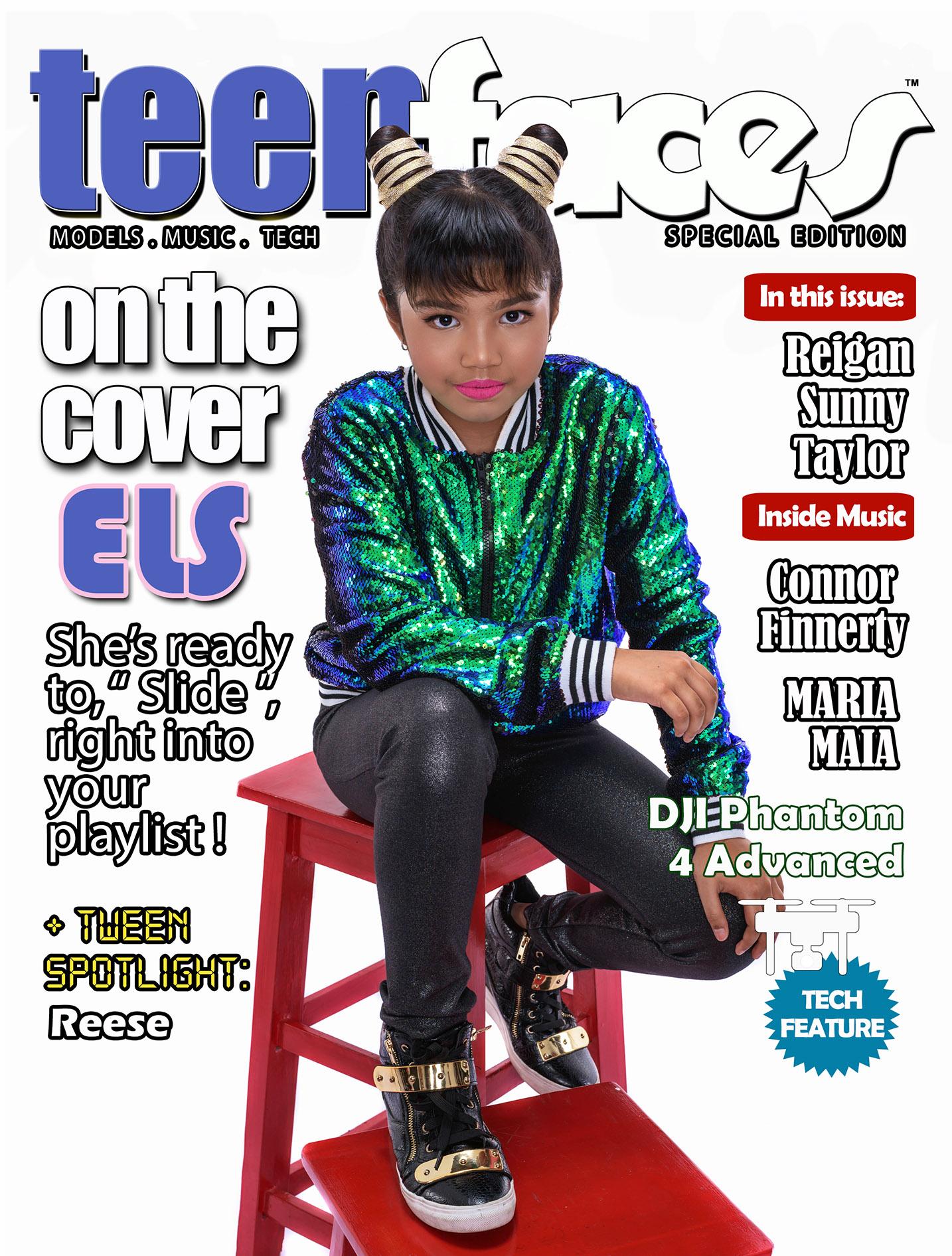 teen faces model morgan | teen faces magazine